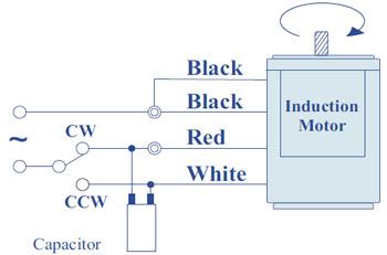 Wiring Diagram For 120 Volt Reversible Motor 240 Volt